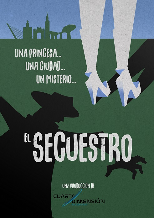 cartel secuestro